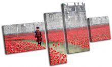 Tower of London Poppies City - 13-2238(00B)-MP09-LO